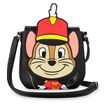 Disney Loungefly Crossbody Bag - Timothy Mouse - Dumbo