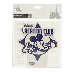 Disney Auto Magnet - Disney Vacation Club Member