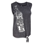 Disney Tank Top for Women - 2018 Epcot Food and Wine Festival - Gray