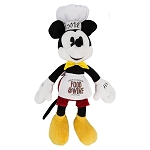 Disney Plush - Food & Wine Festival 2018 - Chef Mickey Mouse