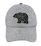 Disney Hat - Baseball Cap - Disney's Wilderness Lodge Resort - Gray