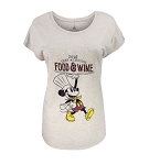 Disney Shirt for Women - 2018 Food and Wine Festival - Chef Mickey