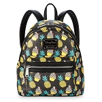 Disney Loungefly Backpack - Pineapple Dole Whip - Mini