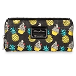 Disney Loungefly Wallet - Pineapple Dole Whip - Disney Parks
