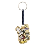 Disney Keychain - 2018 Epcot Food and Wine Festival - Chef Mickey
