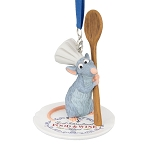 Disney Christmas Ornament - 2018 Epcot Food and Wine Festival - Remy