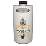Disney Water Bottle - 2018 Epcot Food and Wine Festival - Metal