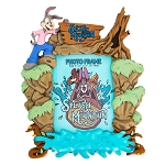 Disney Photo Frame - Splash Mountain - Sculpted - 4 x 6 or 5 x 7