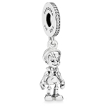 Disney Pandora Charm - Pinocchio - Free Moving