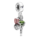 Disney Pandora Charm - Peter Pan and Pirate Ship