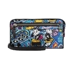 Disney Vera Bradley Front Zip Wallet - Mickey's Iconic Collection