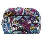 Disney Vera Bradley Cosmetic Bag - Mickey's Iconic Collection