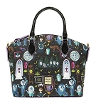 Disney Dooney & Bourke Bag - Haunted Mansion Ghosts - Satchel
