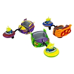 Disney Pullback Toy - Toy Story Alien Vehicles Set - Toy Story