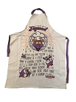 Disney Apron - 2018 Epcot Food and Wine Festival - Figment