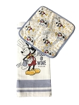 Disney Kitchen Towel & Pot Holder Set - 2018 Food and Wine - Mickey