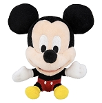 Disney Magnet - Mickey Mouse Big Head Plush