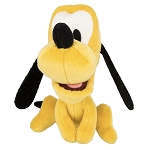 Disney Magnet - Pluto Big Head Plush