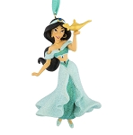 Disney Figure Christmas Ornament - Jasmine with Genie Lamp