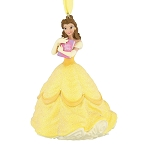 Disney Figure Christmas Ornament - Belle with Book