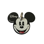 Disney Pet ID Tag - Mickey Mouse Face - Engraved