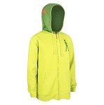 Disney Zip Hoodie for Adults - Peter Pan Fleece