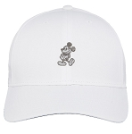 Disney Hat - Baseball Cap - Nike - Mickey Mouse Performance - White