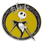 Disney Jack Skellington Pin - Jack Strikes a Pose