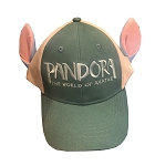 Disney Hat - Baseball Cap - Pandora - The World of Avatar with Ears