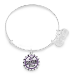 Disney Alex & Ani Bracelet - Pixar UP - Grape Soda Cap