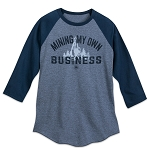 Disney Shirt for Men - Big Thunder Mountain - Mining My Own Business