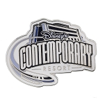 Disney Resort Pin - Disney's Contemporary Resort