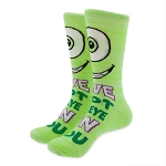 Disney Socks for Adults - Mike Wazowski - I've Got My Eye On You
