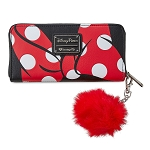 Disney Loungefly Wallet - Minnie Mouse Peek a Boo