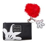 Disney Loungefly Wallet - Mickey Mouse Wink