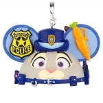Disney Ear Hat Ornament - Judy Hopps - Zootopia