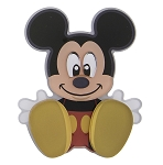 Disney Magnet - Big Feet Mickey