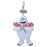 Sea World Christmas Ornament - Bumble with Candy Canes