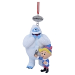 Sea World Christmas Ornament - Bumble with Hermey