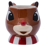 Sea World Coffee Mug - Christmas Rudolph