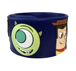 Disney Silicone Slap Bracelet - Pixar - Monsters INC and Toy Story