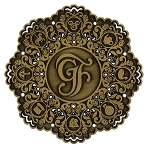 Disney Magnet - Disney's Grand Floridian Resort - Filigree