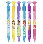 Disney Pen Set - Disney Princess Diamond - 6 Pack