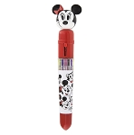 Disney Ink Pen - Minnie Mouse with 10 Colors
