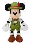 Disney World Showcase Plush - Mickey Mouse Bavarian - Germany