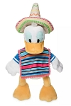 Disney World Showcase Plush - Caballero Donald Duck - Mexico
