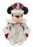 Disney World Showcase Plush - Minnie Mouse Queen - United Kingdom