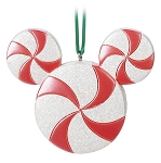 Disney Figure Ornament - Mickey Mouse Peppermint Candy