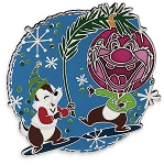 Disney Holiday Pin - 2019 Chip 'n Dale