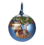 Disney Alex Maher Ornament - 2019 Lady and the Tramp